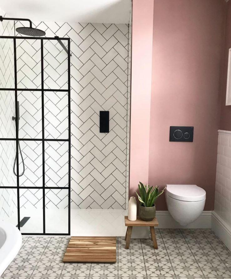 baños modernos con plato de ducha