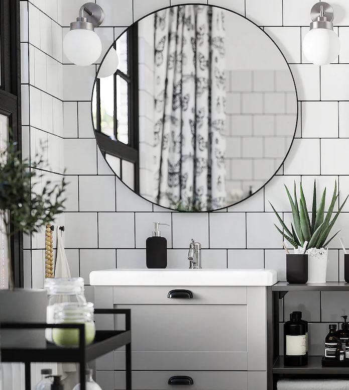 baños rusticos baratos ikea