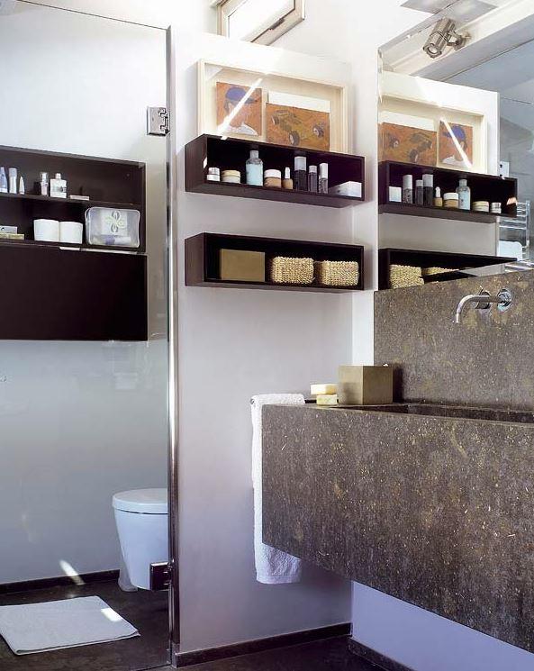 baños suite modernos