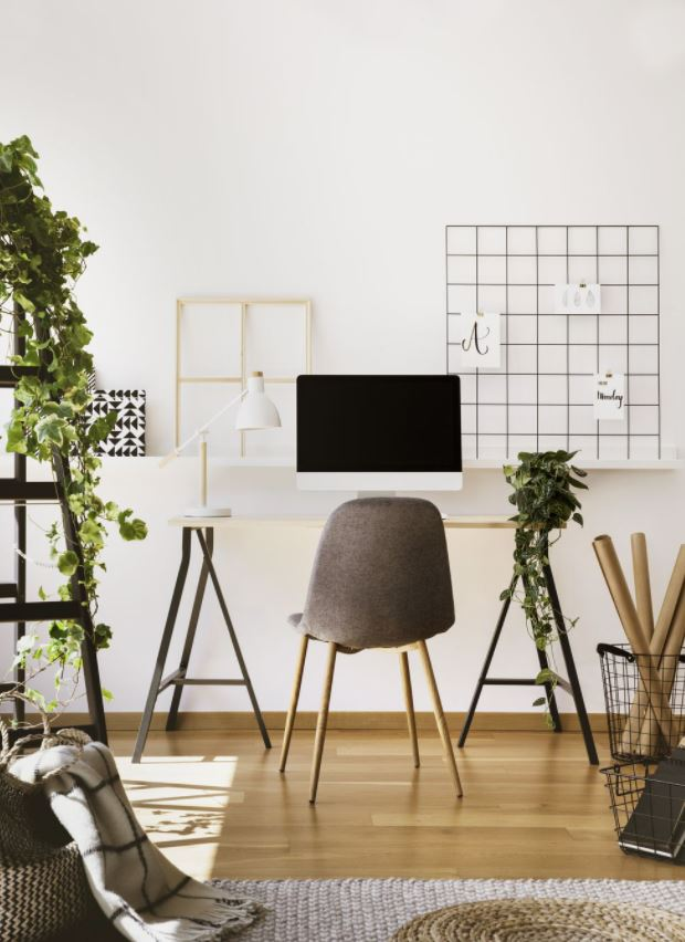 cómo montar un despacho en casa