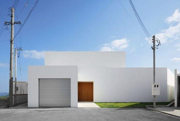 casas unifamiliares modernas minimalistas