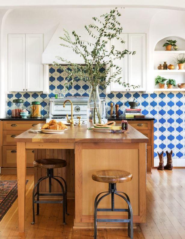 como decorar islas de cocina