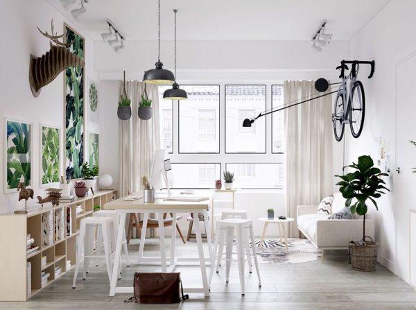 como decorar un despacho
