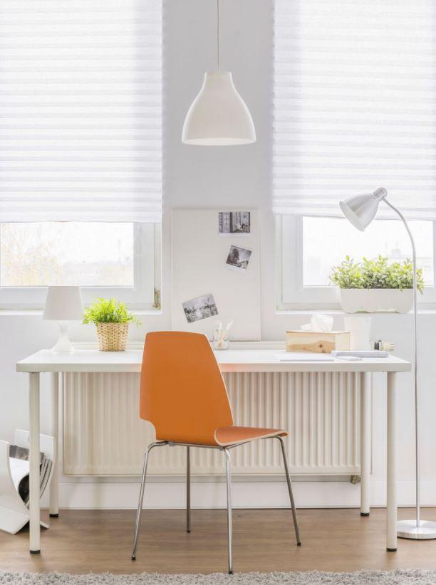 como decorar un escritorio en casa