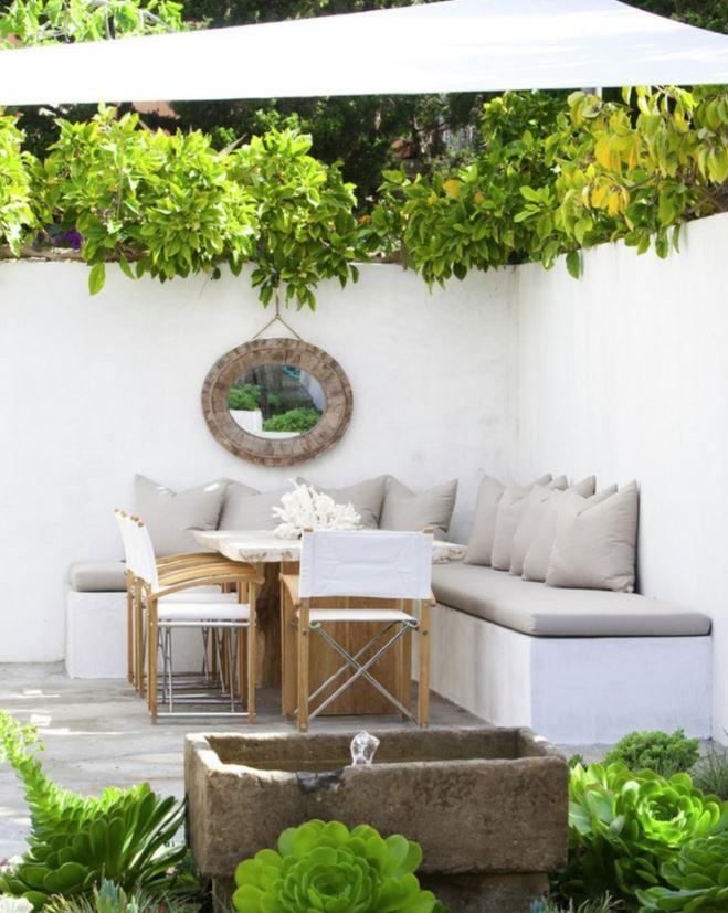 como decorar un jardin con plantas