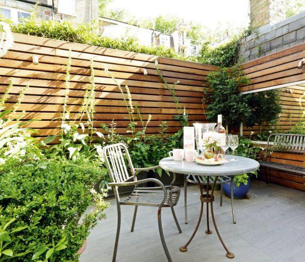 como decorar un jardin sencillo barato