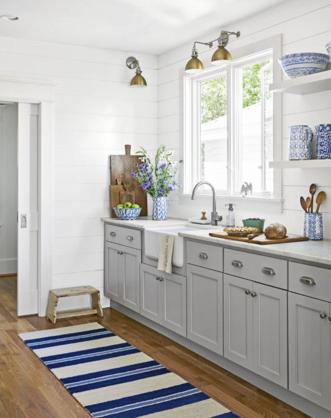 como decorar una cocina rustica
