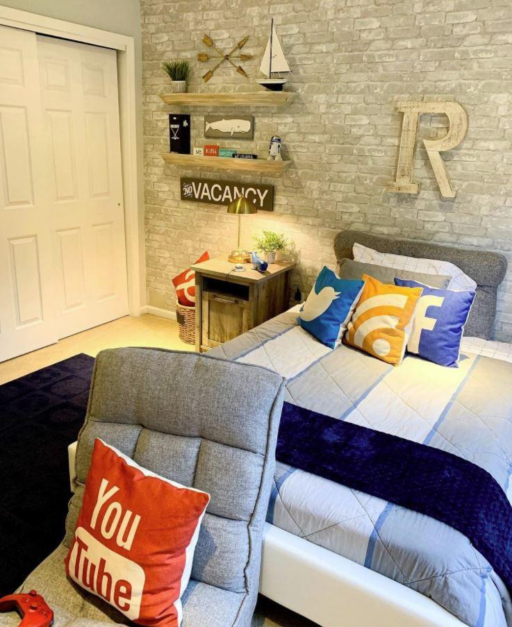 como decorar una habitacion juvenil