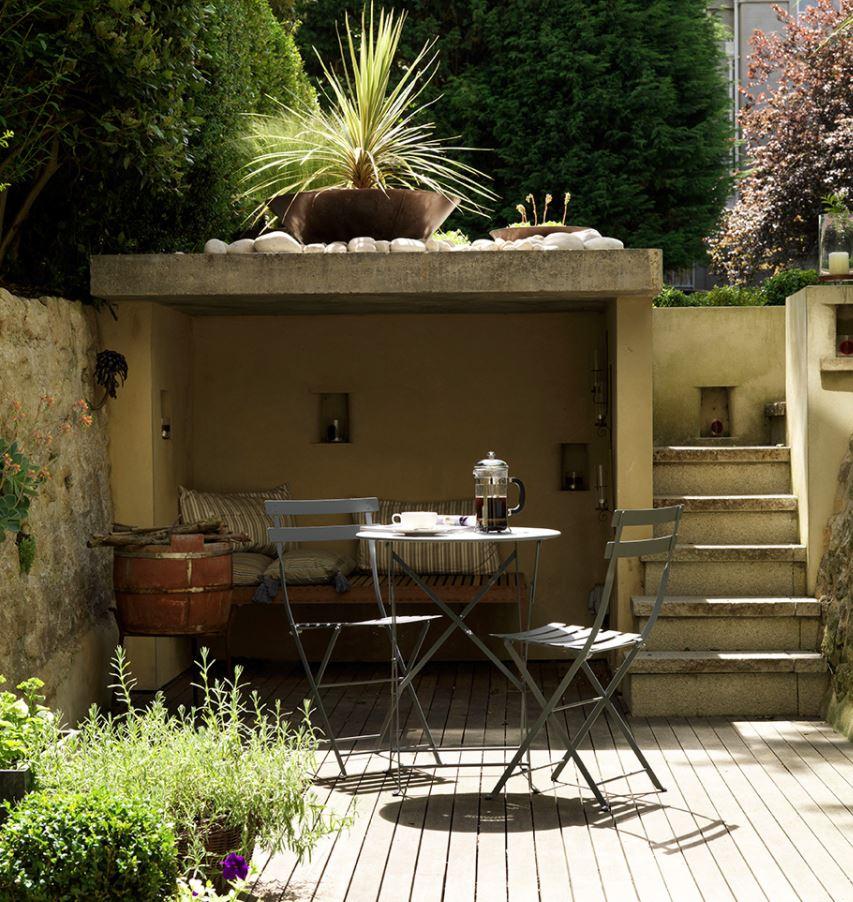 como poner un jardin bonito
