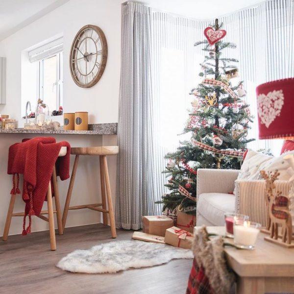 comprar decoracion navidad nordica