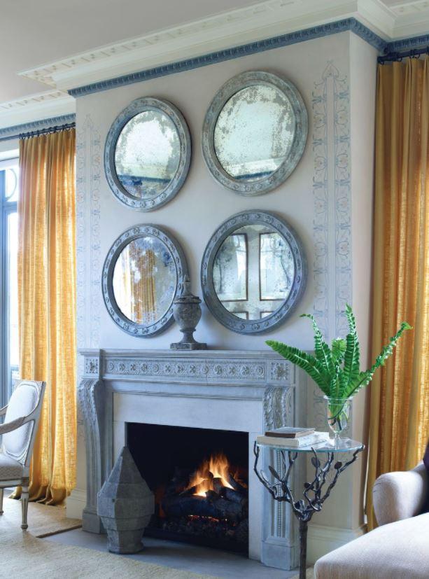 cuadros espejos decoracion