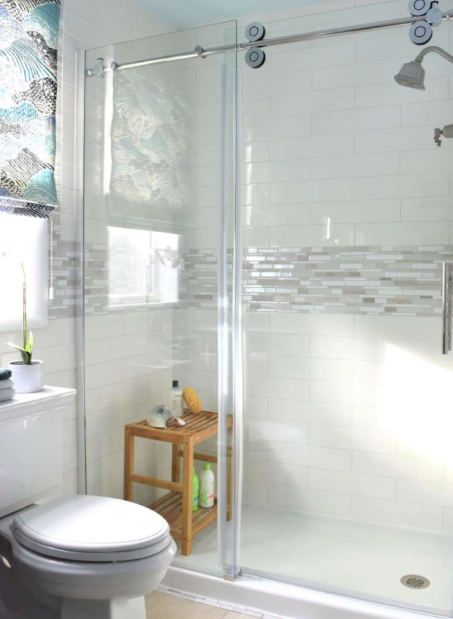 cuartos de baño pequeños con ducha