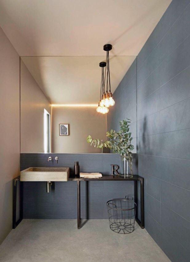 cuartos de baño sin luz natural