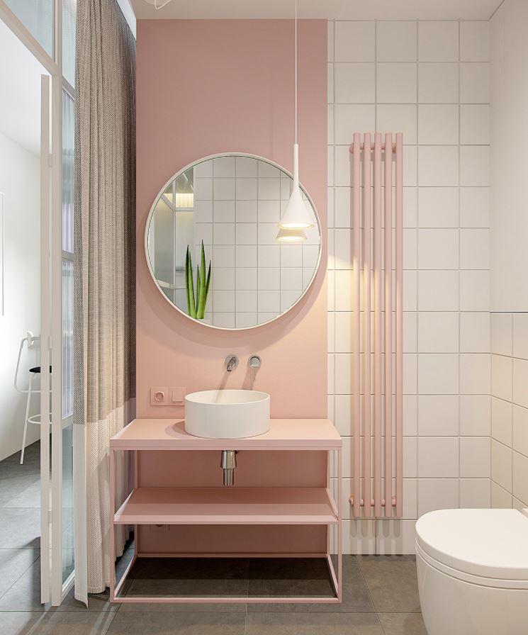 decoración para un baño sin ventanas