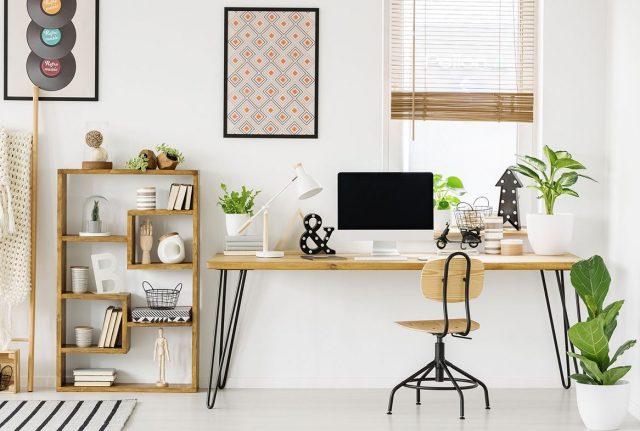 decoracion de oficinas en casa
