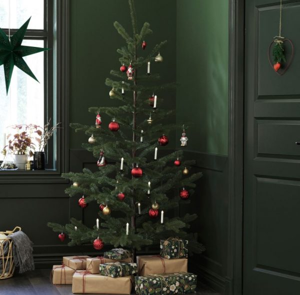 decoracion de regalos navideños
