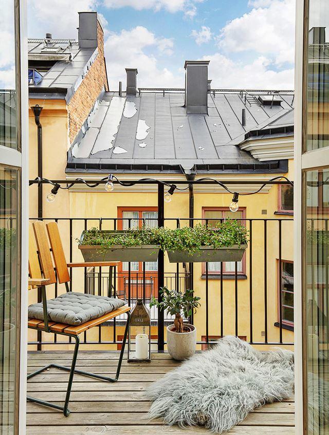decoracion de terrazas de pisos