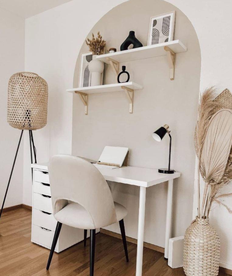 decoracion despachos pequeños minimalistas