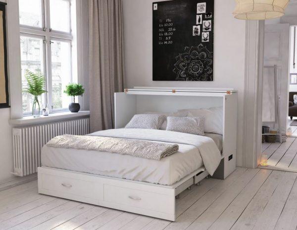 decoracion dormitorios camas abatibles