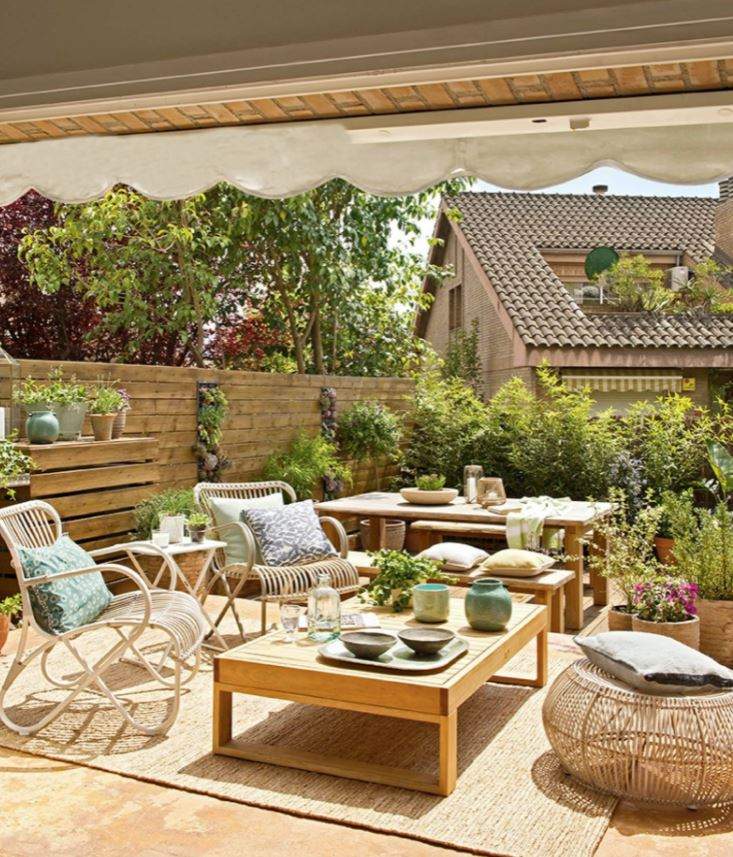 decoracion jardines y terrazas