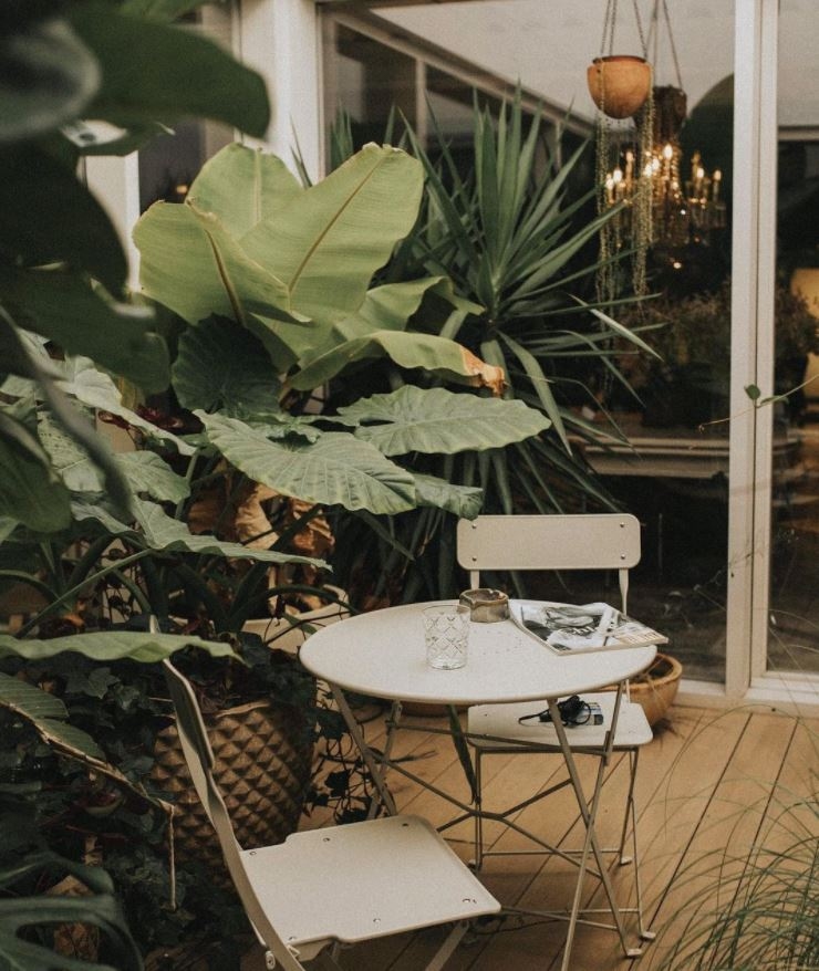 decoracion patios pequeños
