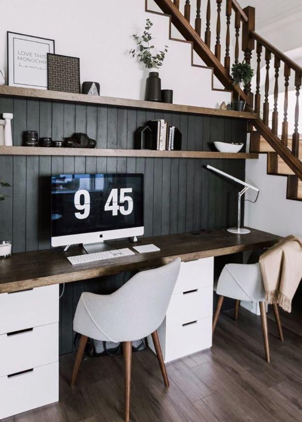 despacho pequeño en casa