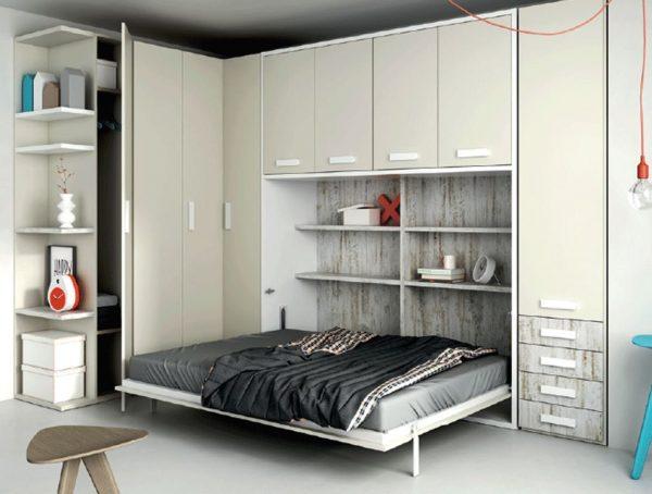 diseños de habitaciones juveniles