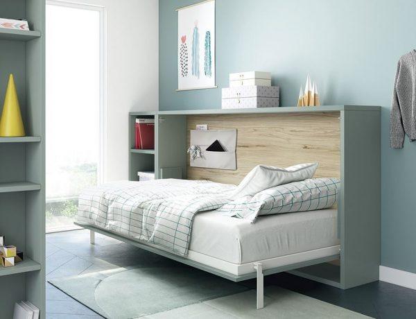 dormitorios camas abatibles