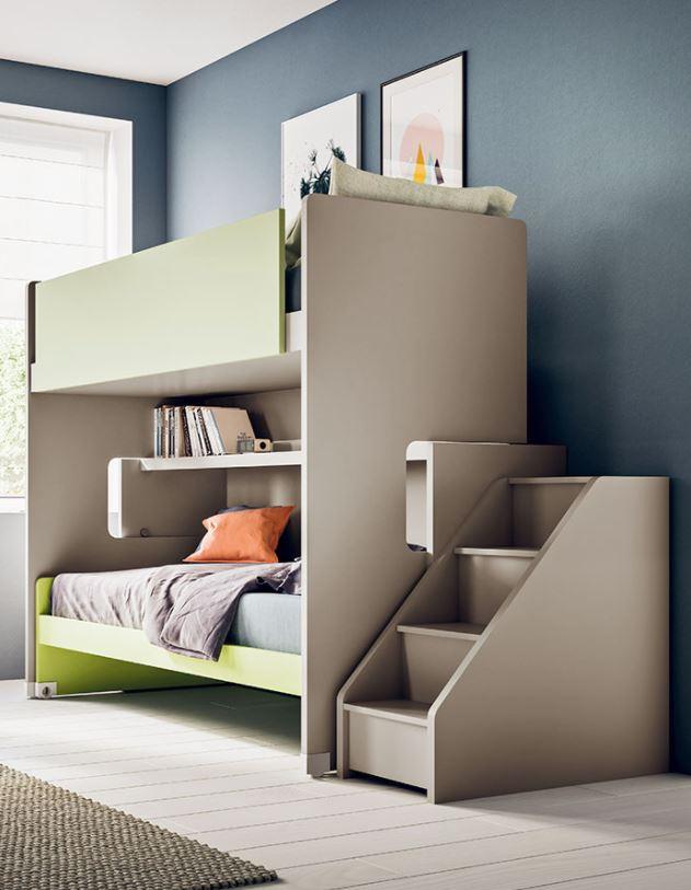 dormitorios infantiles literas