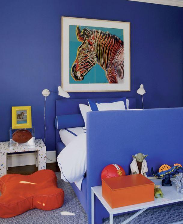 dormitorios juveniles chico azul