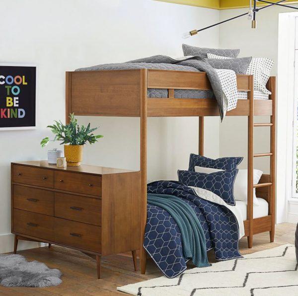 dormitorios literas niños niñas