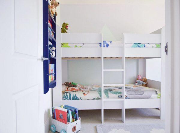 dormitorios pequeños para niños