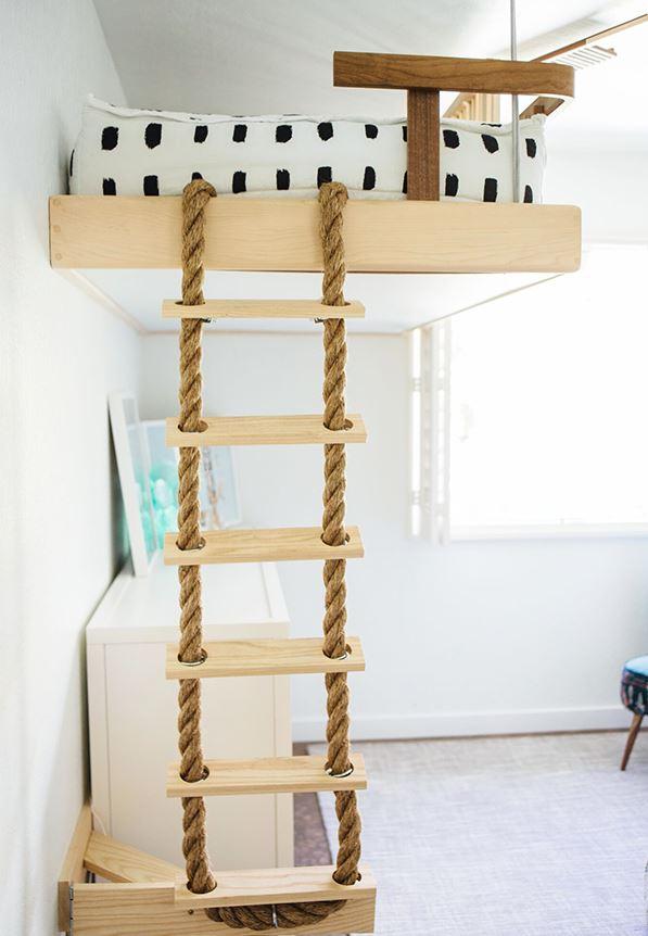 escaleras para literas leroy merlin