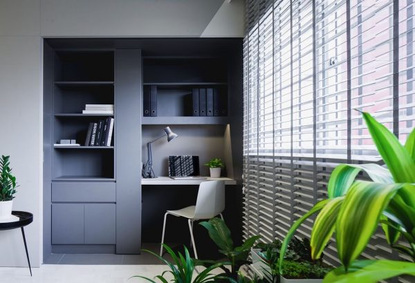 escritorios modernos para oficina en casa