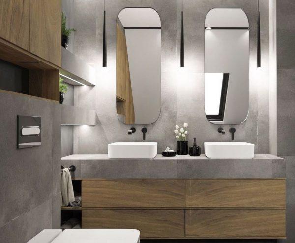 espejo baño led antivaho