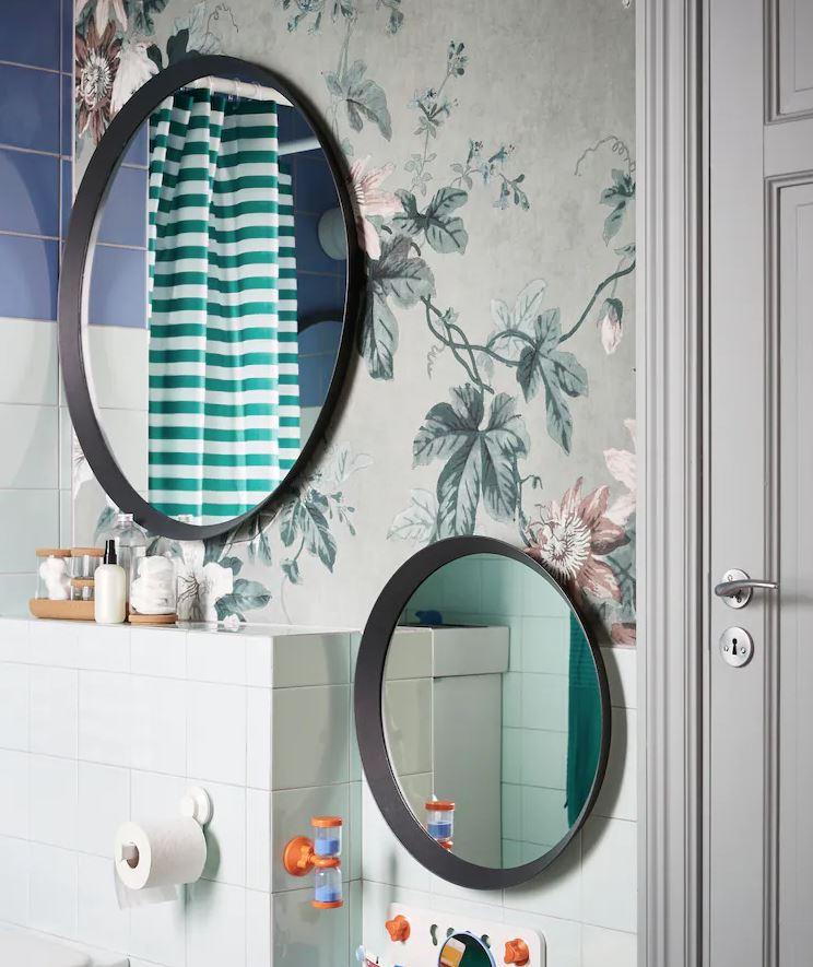 espejo para baño sin ventana
