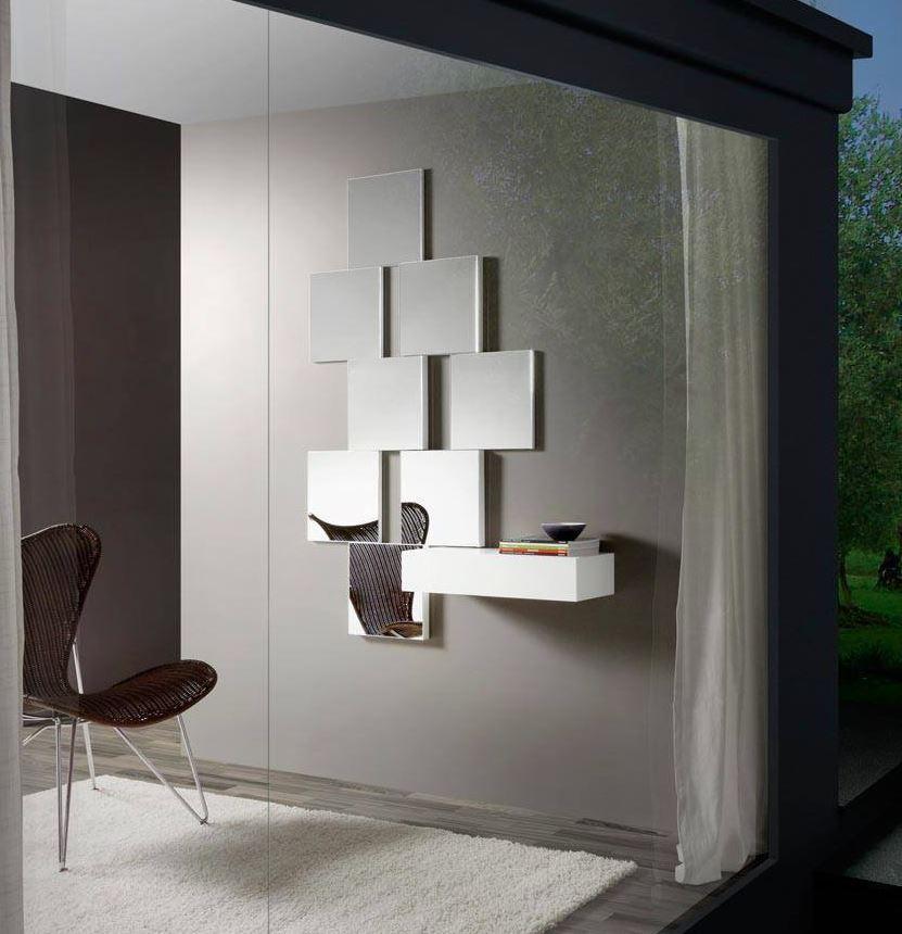 espejos decorativos recibidor