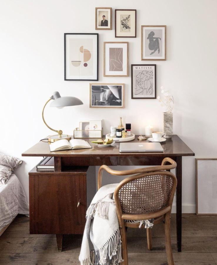 fotos de despachos en casa