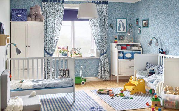 habitacion doble para niños