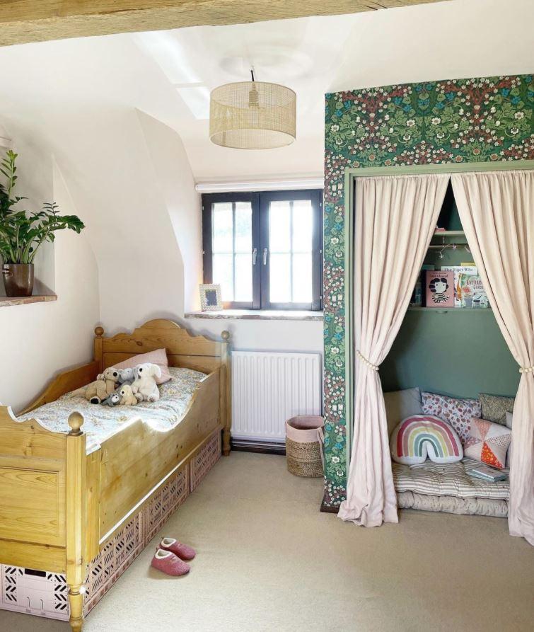 habitacion niños dos camas