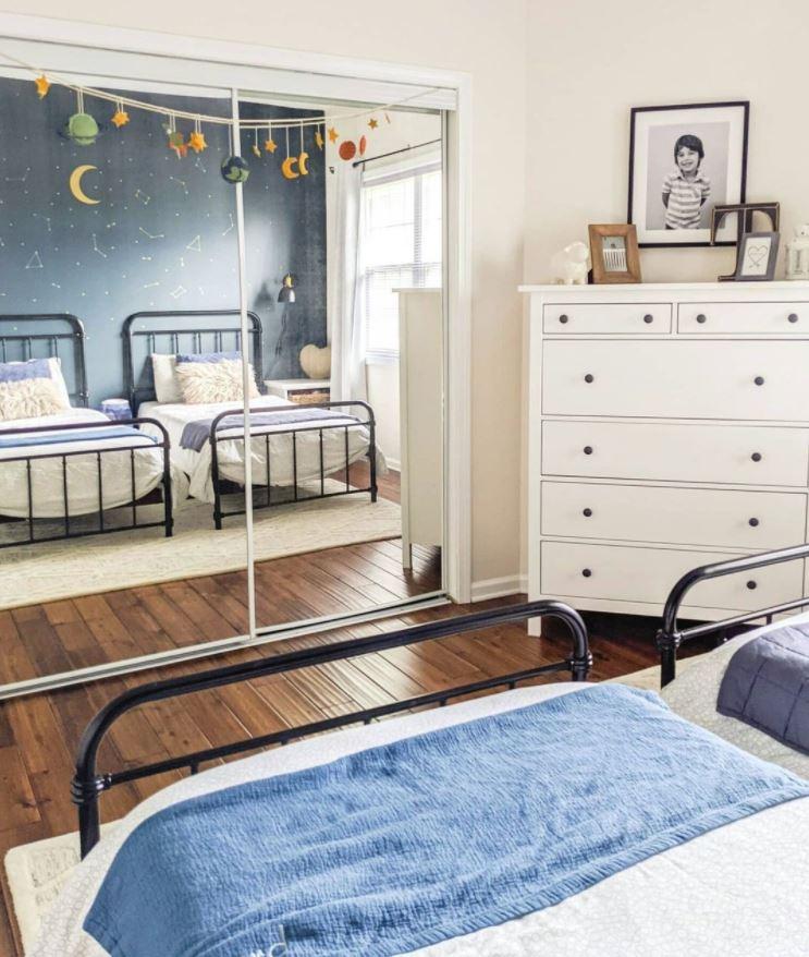 habitaciones de niño modernas