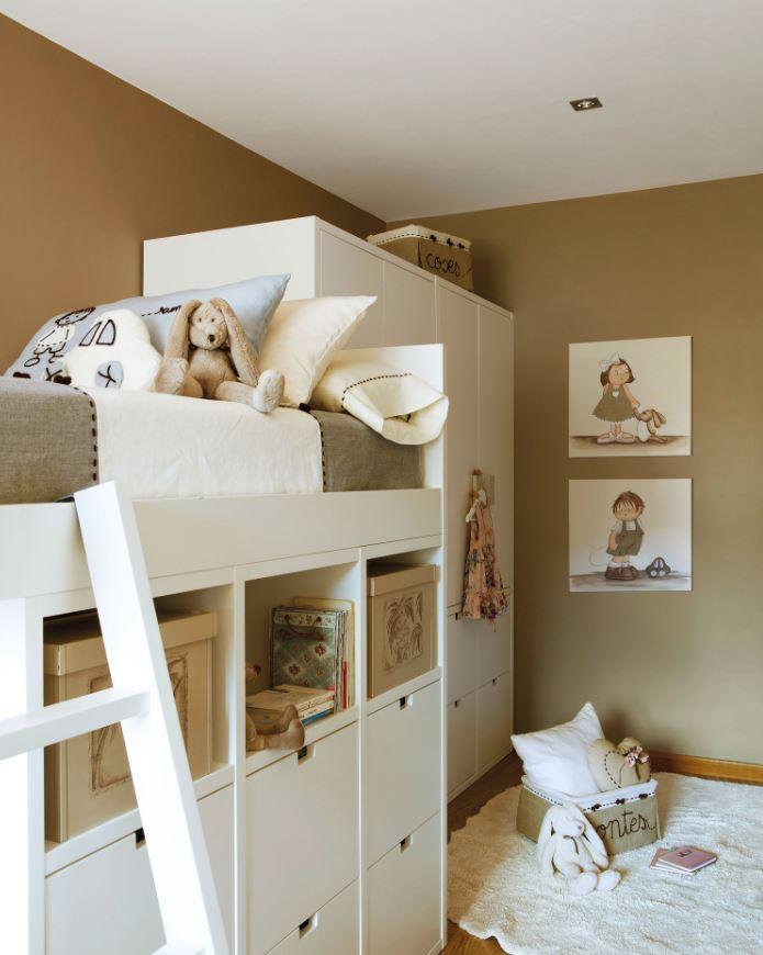 habitaciones infantiles fotoscuarto niña