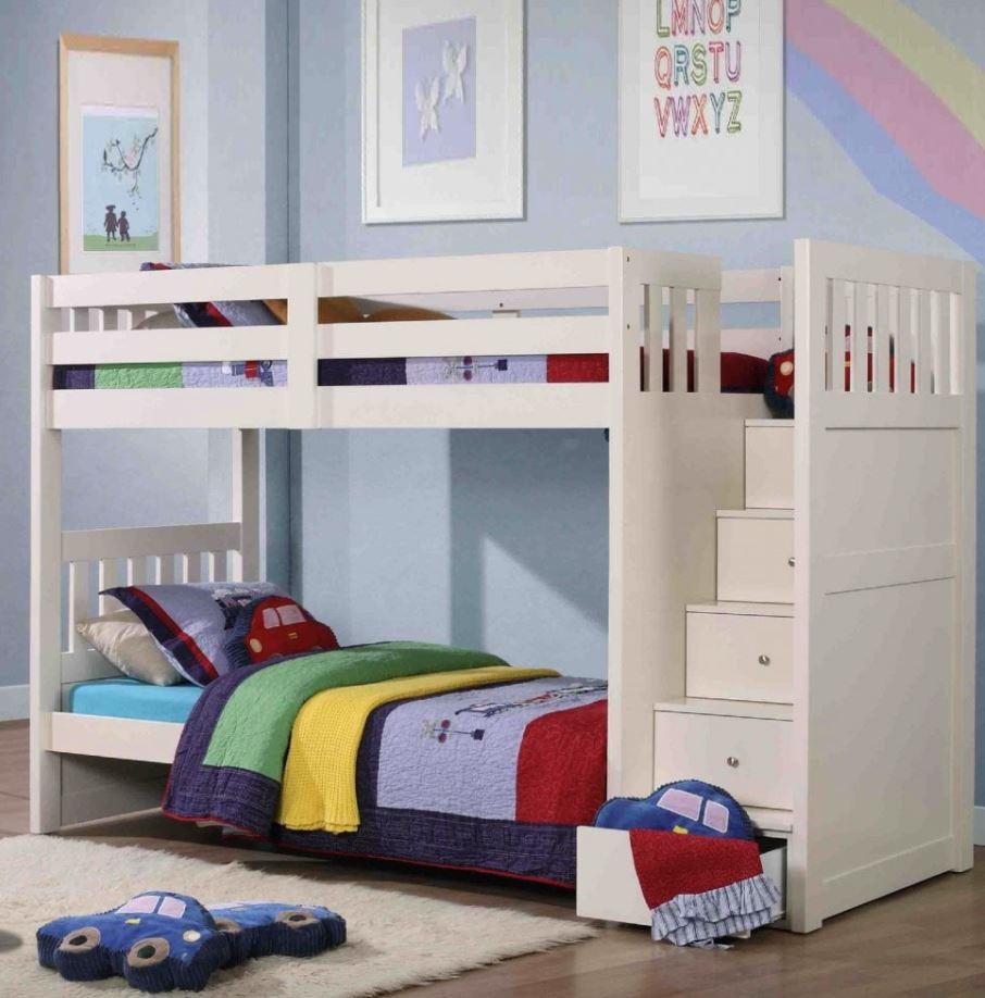 habitaciones infantiles literas