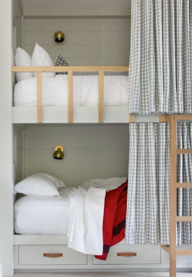 habitaciones infantiles muy pequeñas