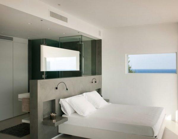hacer un baño en una habitación