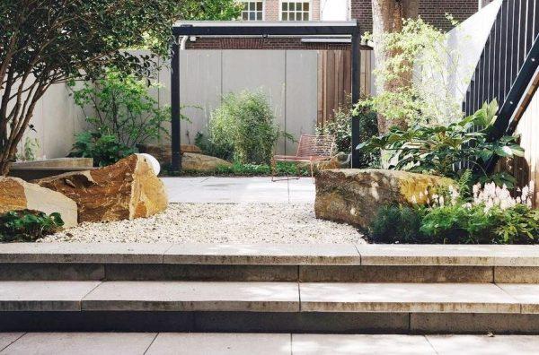 hacer un jardin zen para casa
