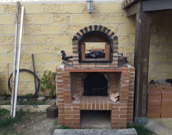 horno de leña exterior barato