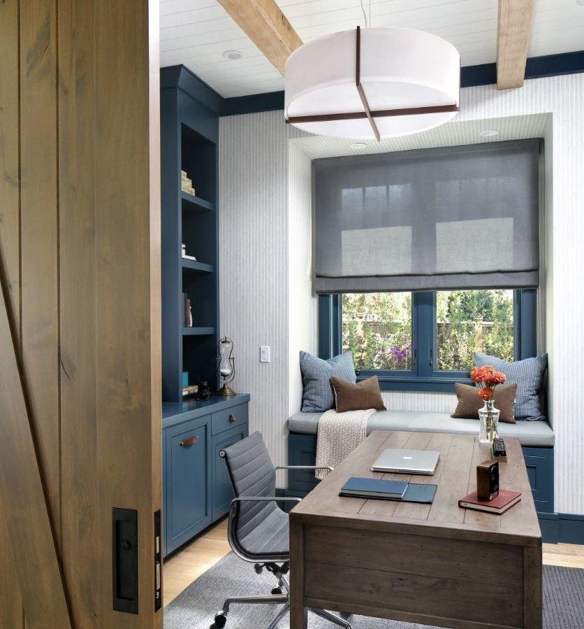 ideas de decoración para despachos en casa