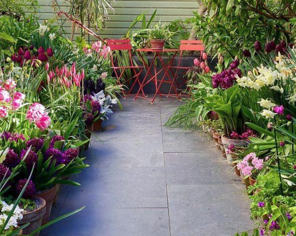 ideas de decoración para jardines