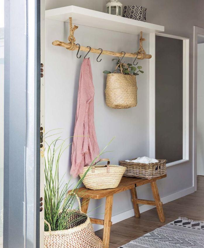 ideas de decoración para recibidores